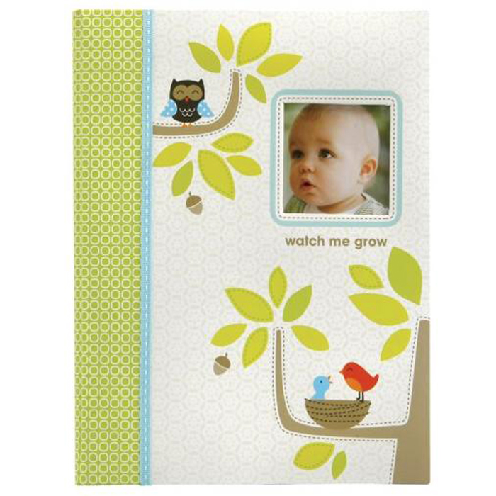 5 YEAR MEMORY BOOK WOODLAND 1 PZ