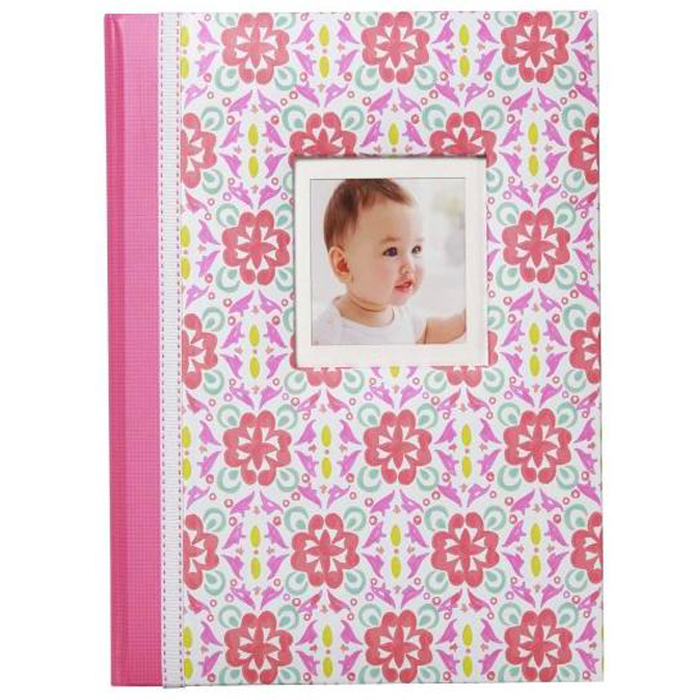 5 YEAR MEMORY BOOK PRETTY PATTERNS 1 PZ