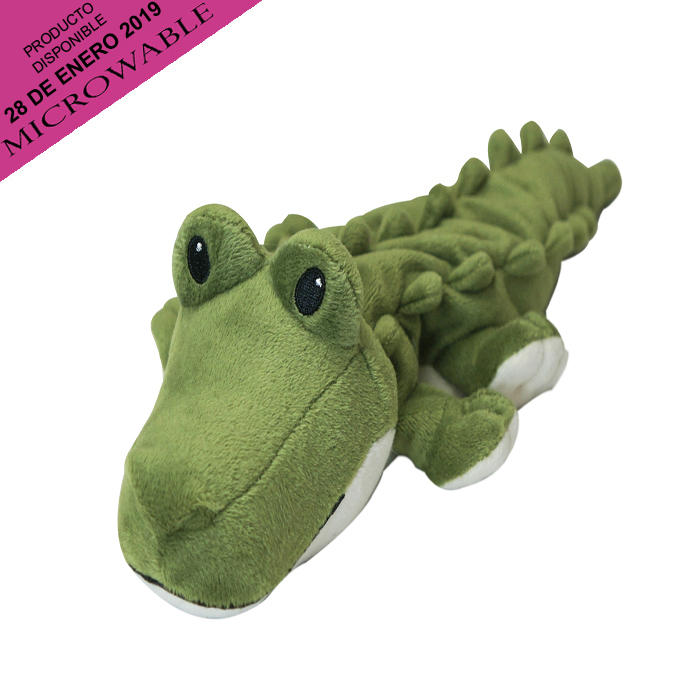 COZY PLUSH JUNIOR ALLIGATOR 2 PZ