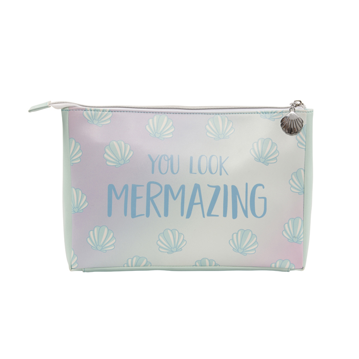 MERMAID COSMETIC BAG 4 PZ