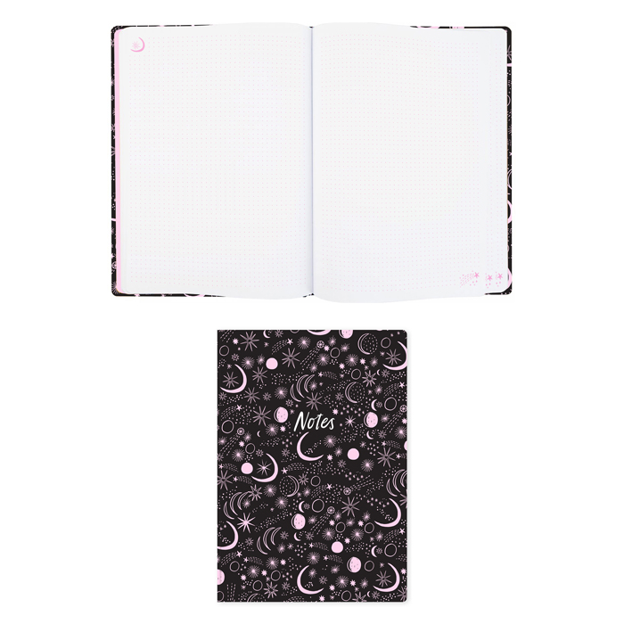MOONBEAMS NOTEBOOK 2 PZ