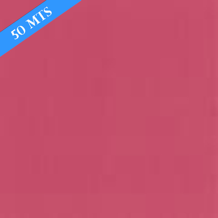 KRAFT FUCSIA WRAP 28 IN X 50 MTS