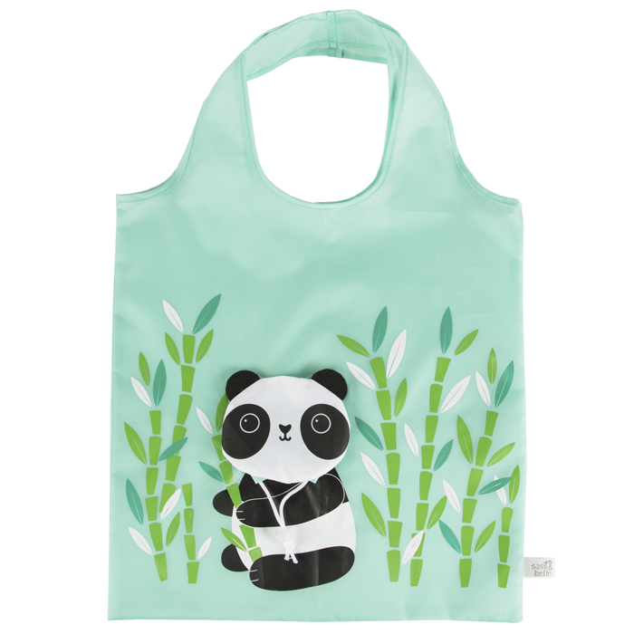 SHOPPING BAG PANDA 12 PZ