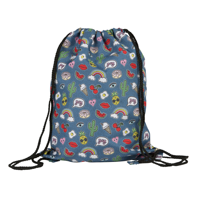 PATCHES BACKPACK 6 PZ
