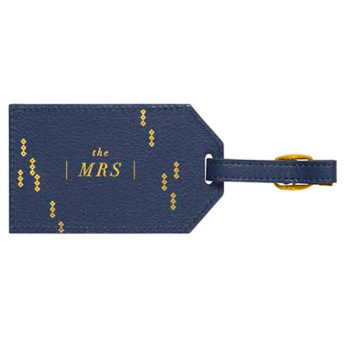 LUGGAGE TAG THE MRS 2 PZ